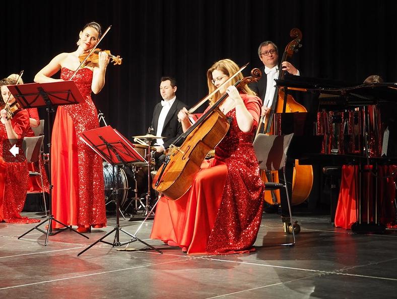 die Walzerperlen Neujahrkonzert Kofu Bad Radkersburg