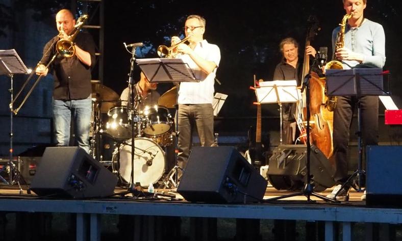 Dozentenkonzert des Big Band Workshop Kofu Bad Radkersburg