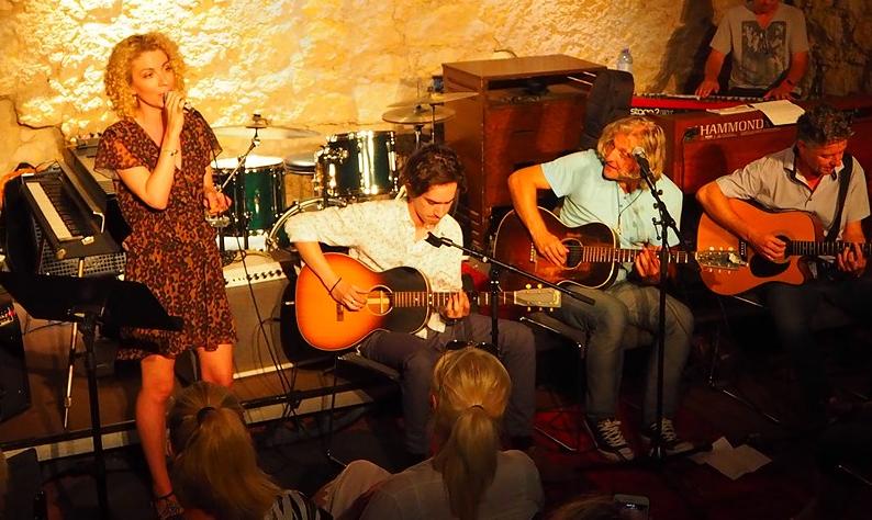 Jamsession des Soul&Blues Workshop Bad Radkersburg