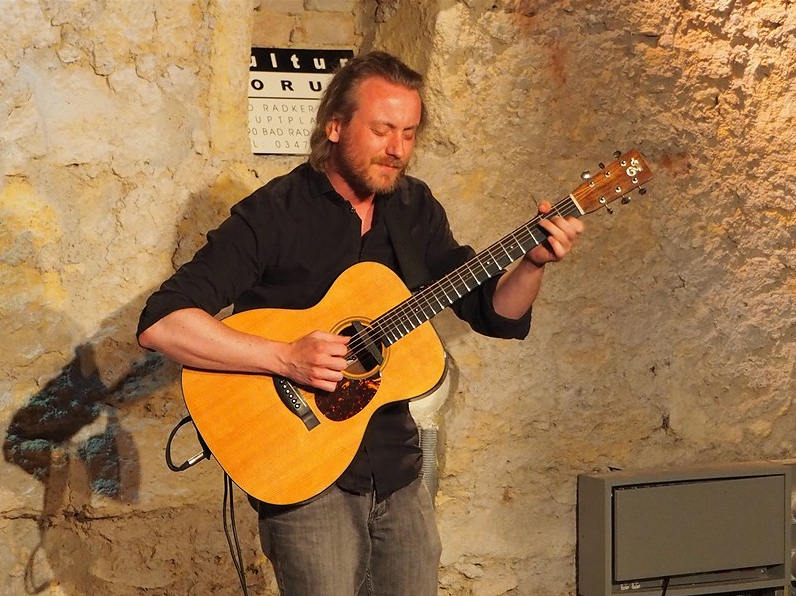 Markus Schlesinger Fingerstyle Acoustic Bad Radkersburg