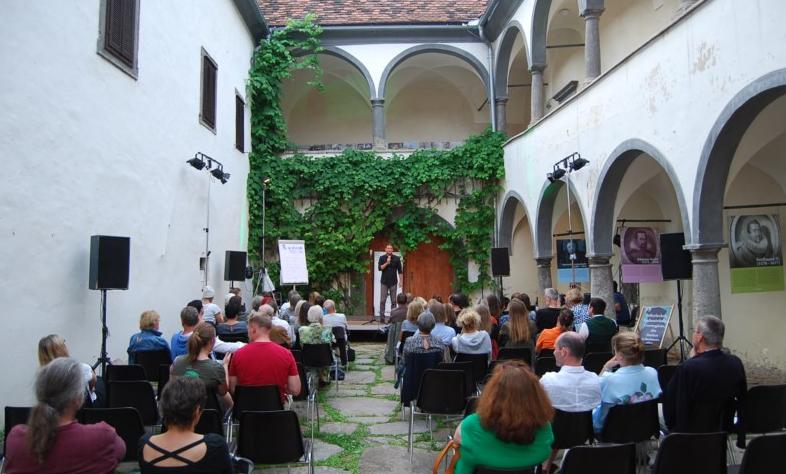 Poetry Slam Wettstreit der Dichter Kofu Bad Radkersburg