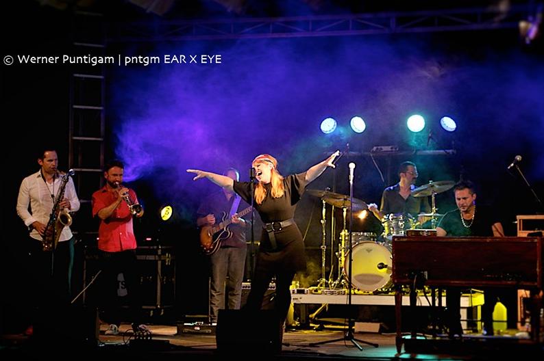 Raphael Wressnig & The Soul Gift Band Feat. Gisele Jackson KUFO Bad Radkersburg