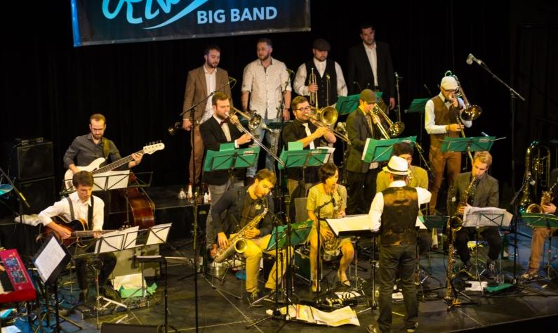 the Riverside Big Band Kofu Bad Radkersburg