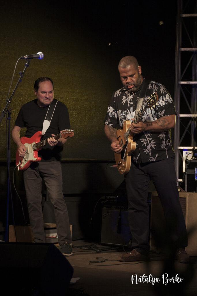 Soul & Blues Groove Summit Jam Session Kirk Fletscher - Bad Radkersburg