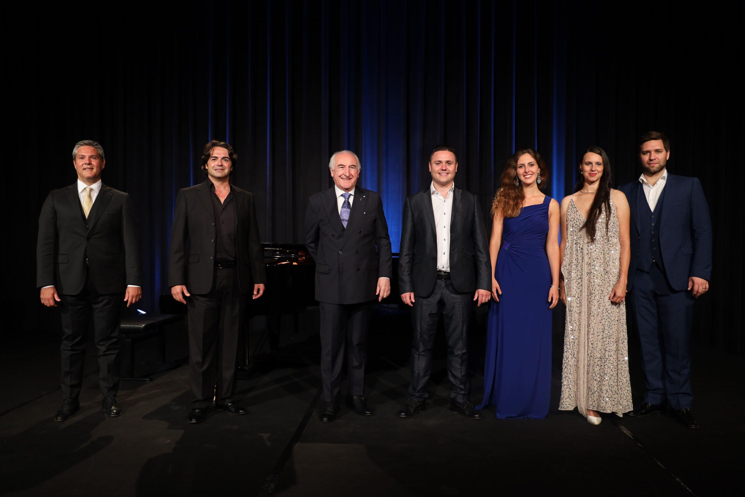 Arienabend – Preisträgerkonzert