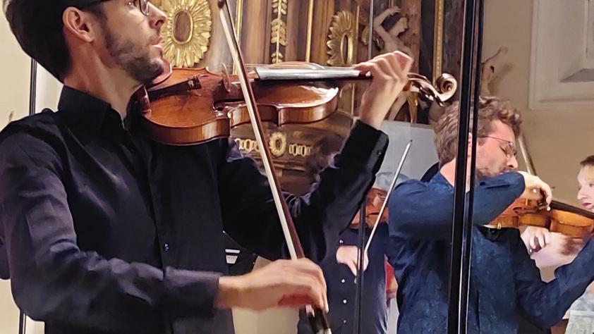Finale im Doppel im Rahmen des Steirischen Kammermusikfestivals - KUFO Bad Radkersburg